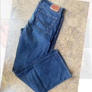 Lucky Brand Jeans - Like new 363 Straight Jean